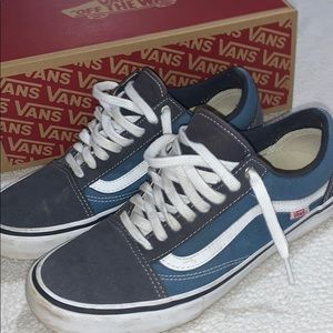 Men's old school vans